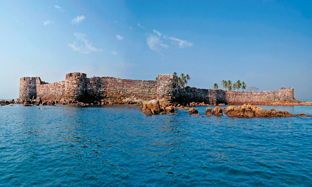 सिंधुदुर्ग किल्ला Sindhudurg Fort