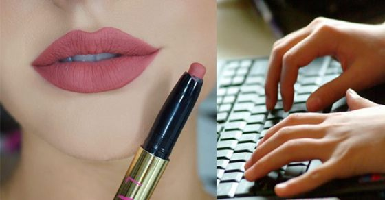 Online Lipstick