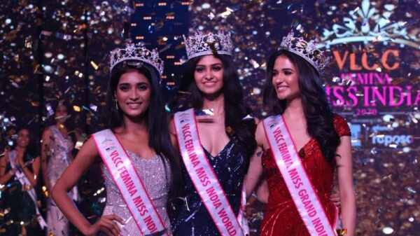 Mansa-Varanasi Crowned As Miss India 2020.